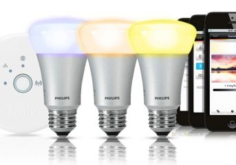 Recensione Philips Hue White and Color Ambiance E27 10W