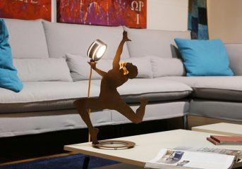 Pierre Il Ballerino di Look Light, non solo lampada