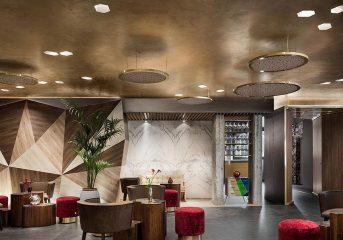 Alessandro Borghese illumina il suo ristorante con Buzzi & Buzzi