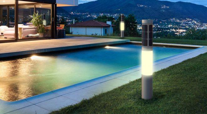 Lampioni Da Giardino Solari : Lampioni da giardino solari favorevoli o contrari idealight