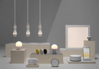 Controllo vocale per le lampadine smart di Ikea