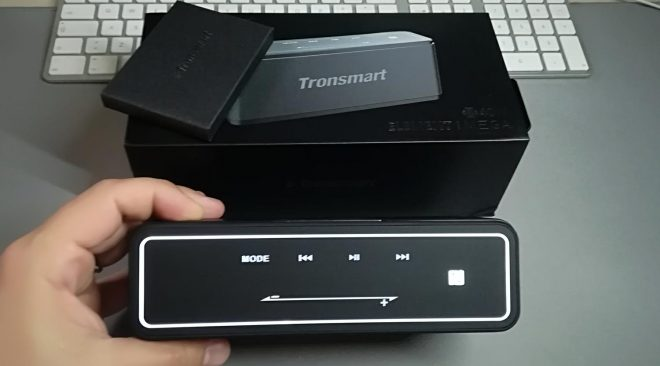 Recensione Tronsmart Element Mega speaker bluetooth 40W