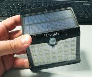 iPosible Applique Solar Led fronte