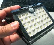 iPosible Applique Solar Led chip