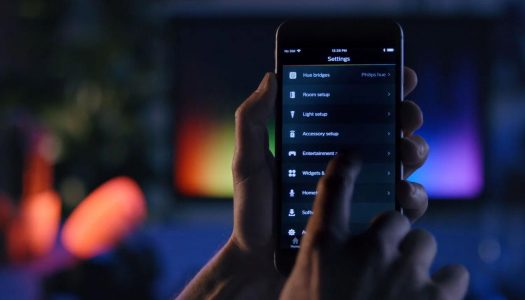 Aggiungere una luce in Philips Hue Sync