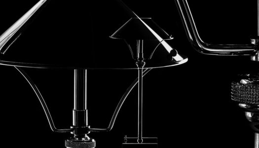 Ambrina tavolo, lampada da tavolo senza fili per il contract