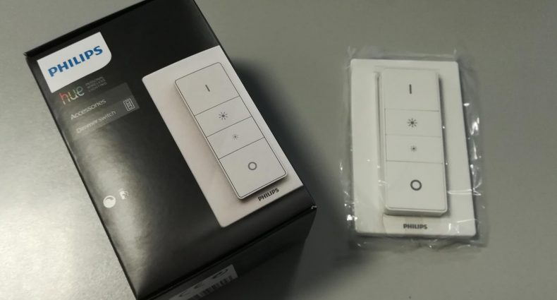 Dimmer Switch Hue