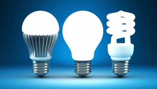 Confrotiamo le lampadine disponibili sul mercato