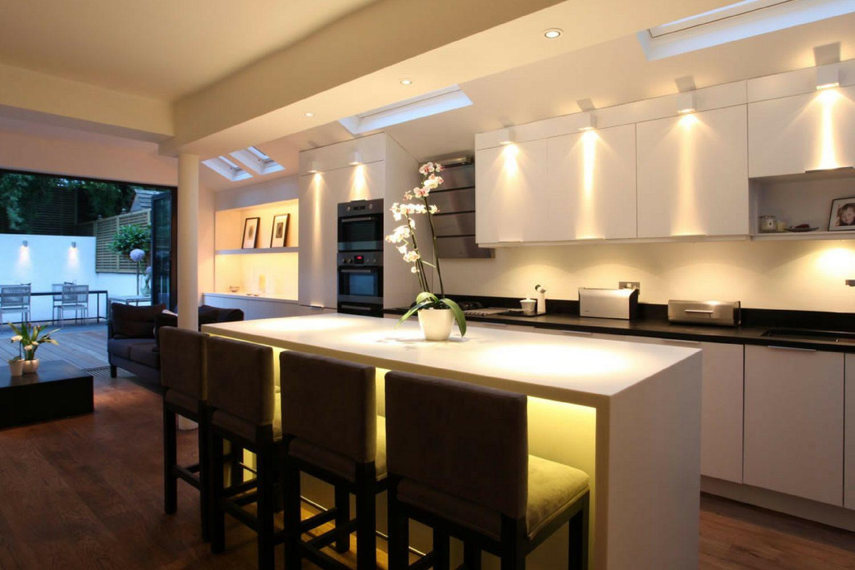 Illuminazione Piano Lavoro Cucina i miei 5 segreti per illuminare la cucina | idealight.it