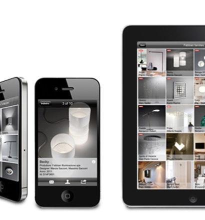 Fabbian applicazione mobile