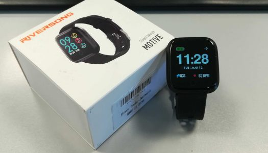 Recensione Riversong Fitness Tracker GPS