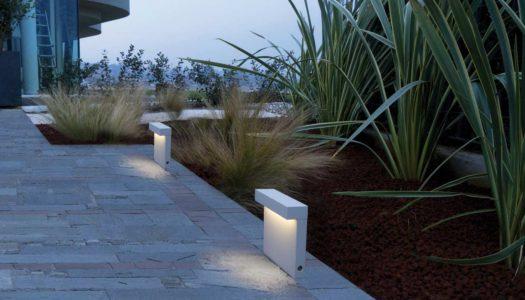 Illuminazione LED per il giardino ed i parchi