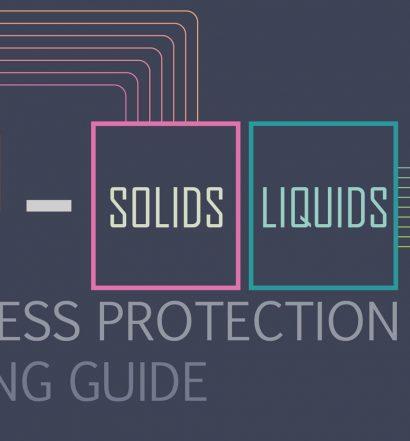 Schema del grado di protezione IP