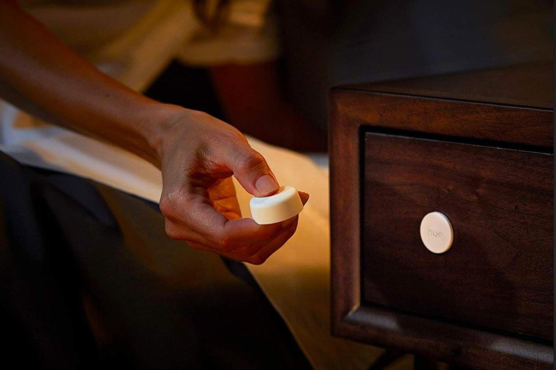 Hue Smart Button è il telecomando Philips a forma di bottone