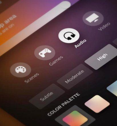 App Hue Sync per Mac e Windows