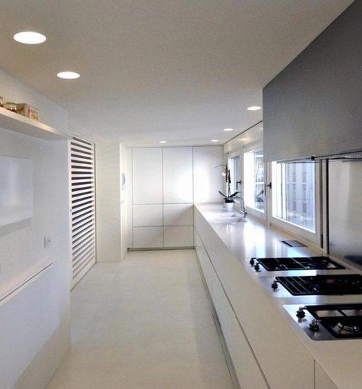 Idroround di Buzzi in cucina