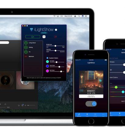 iLightShow App per Philips Hue