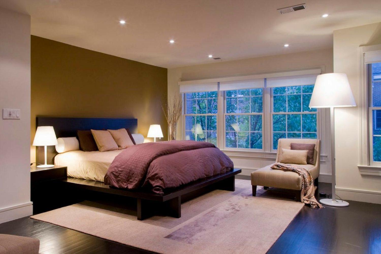Illuminazione nella camera da letto illuminazione interni come