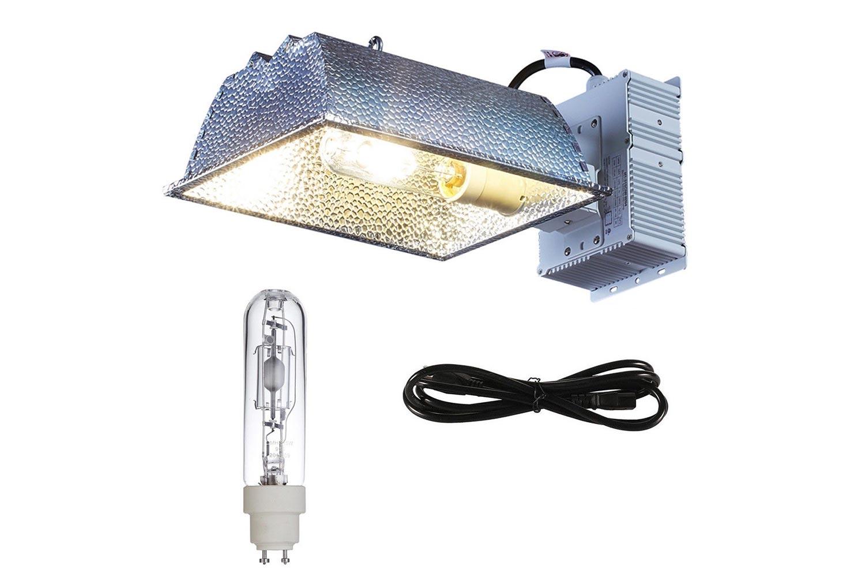Proiettore con lampada CMG in orticultura