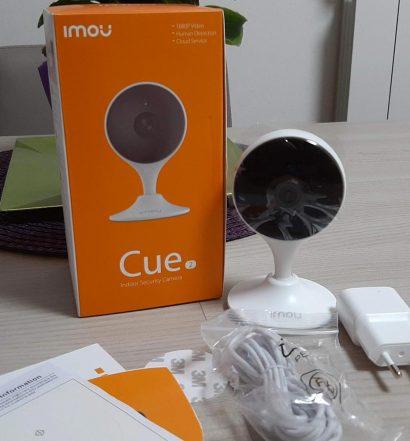 Confezione della telecamera Imou Cue 2
