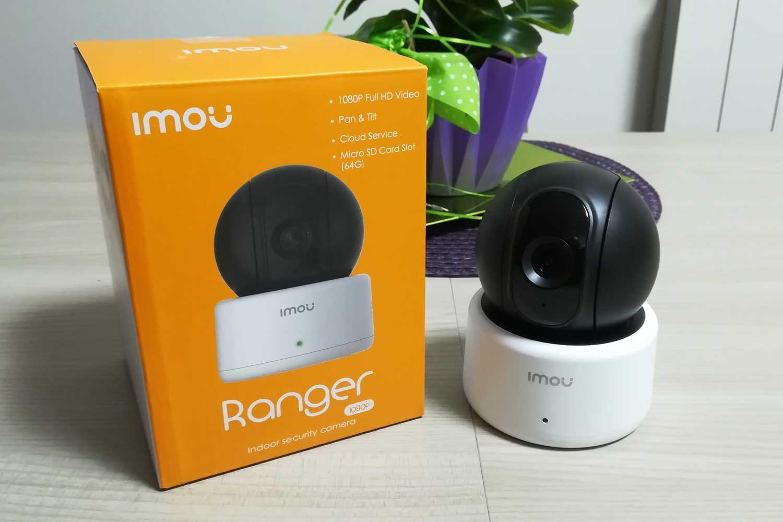 Confezione e contenuto della telecamera wireless Imou Ranger 1080p
