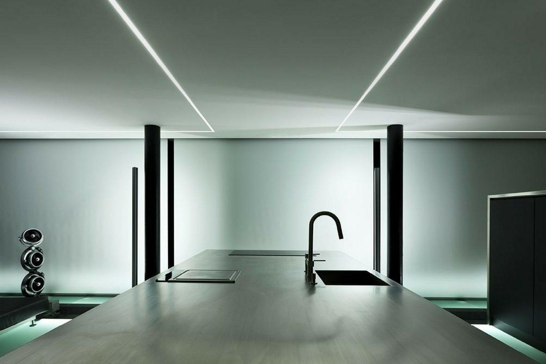 Illuminazione a Led in tutta la cucina è possibile ...