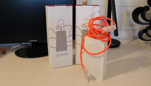 Recensione lampada Cacio&pepe di In-Es.Artdesign