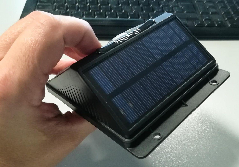 iPosible Applique Solare pannello
