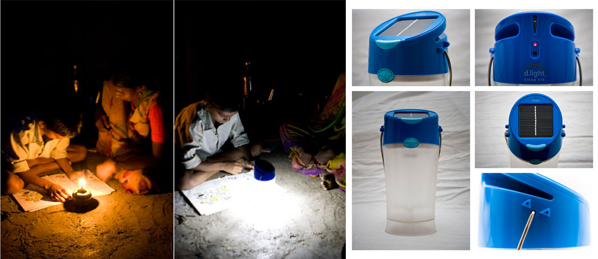 Lampada Kyran della D.Light