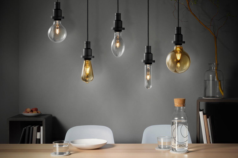 Lampade A Led A Filamento.Cosa Sono Le Lampadine Led A Filamento Idealight It