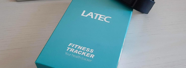 Confezione fitness tracker Latec