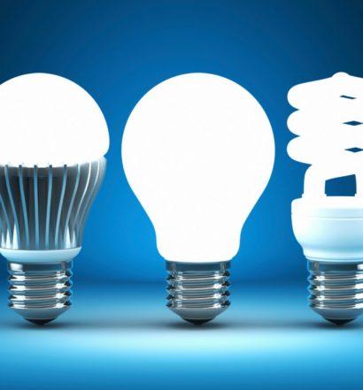 led versus incandescent
