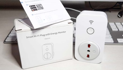 Recensione Meross presa smart WiFi