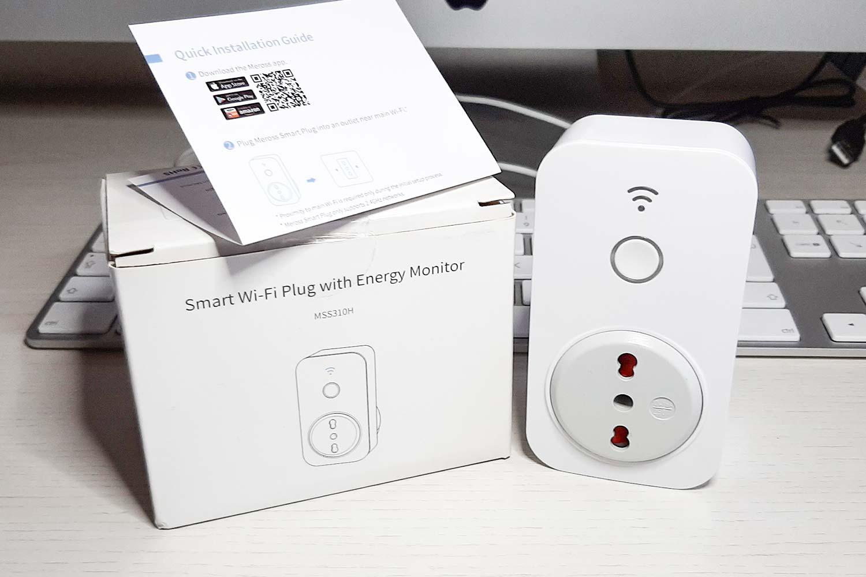 Recensione Meross presa smart intelligente WiFi   Idealight it