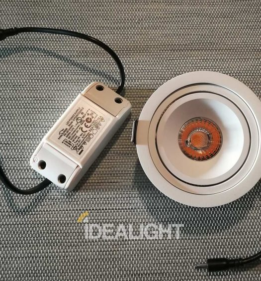Incasso Led D0010 Frontale