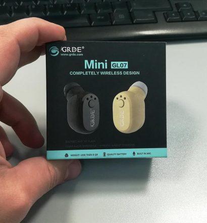 Scatola completa mini GL07 GRDE