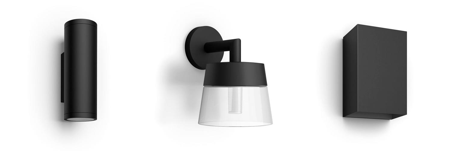 Lampade Philips Hue Appear Attract Resonate