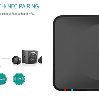 Oittm NFC bluetooth audio receiver