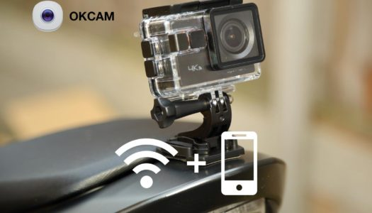 Come controllare via Wi-Fi la Apeman A80 Action Cam
