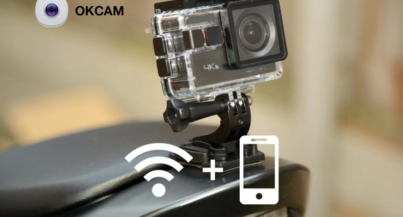 Controllare via Wi-Fi Apeman A80