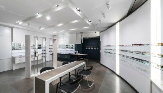 Nuova illuminazione di Barton Perreira per Eyewear