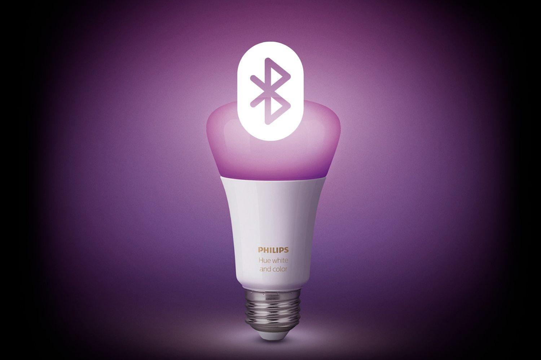 Nuove lampadine Philips Hue Bluetooth