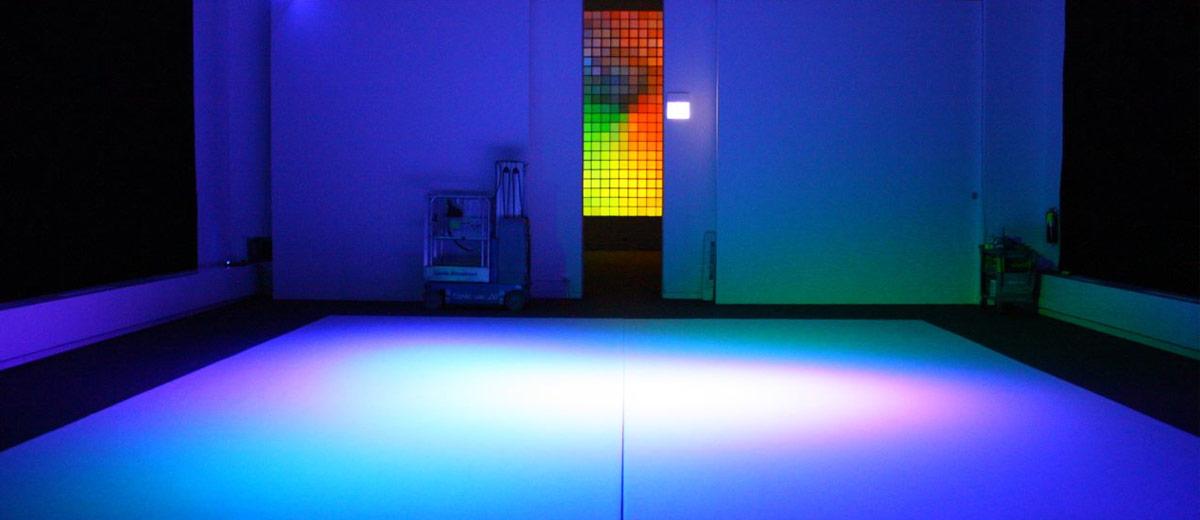 Colori primari della luce - Idealight
