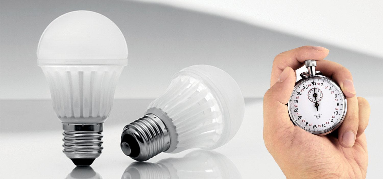 Garanzia su lampadina led