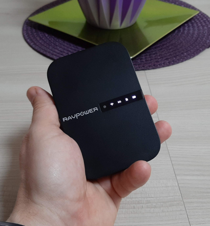 RAVPower FileHub 2019 gadget