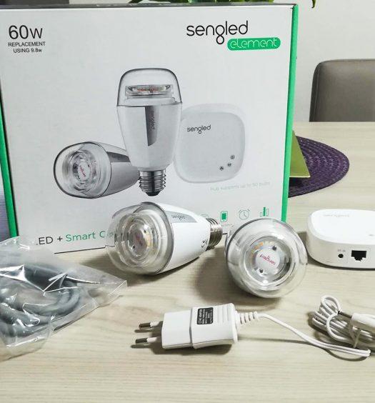 Kit Sengled Element Plus Smart E27