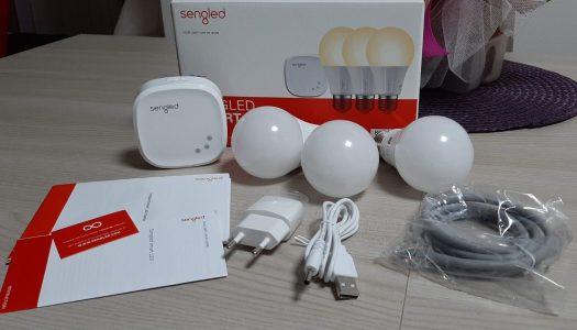 Recensione Sengled Kit 3 lampadine Led con Hub