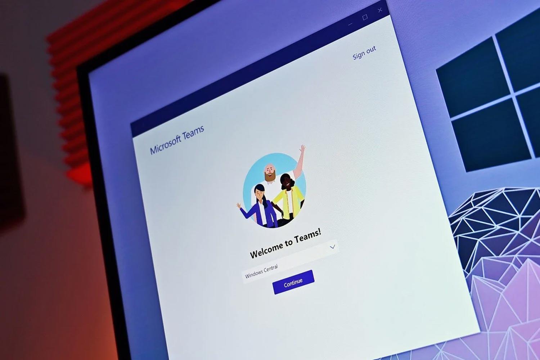 Cambiare sfondo virtuale su Microsoft Teams