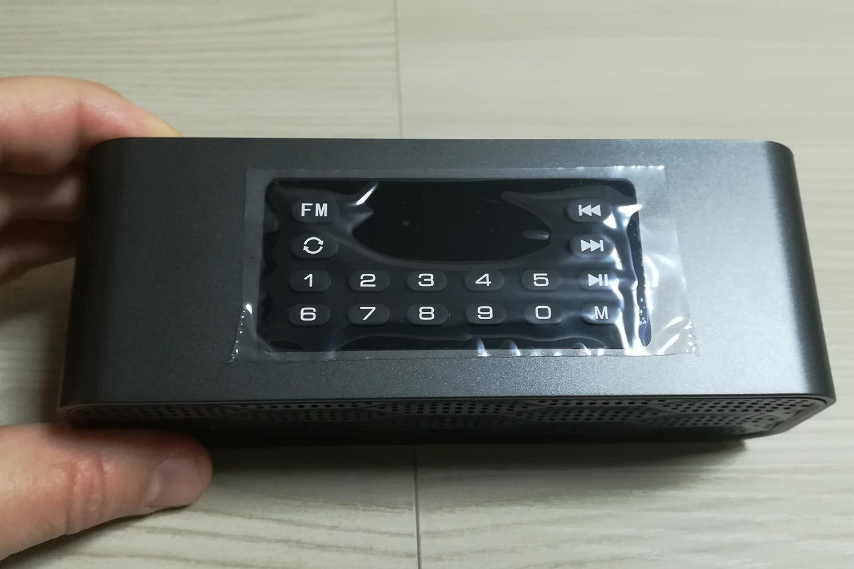 Tasti funzione speaker Sumgoot F6