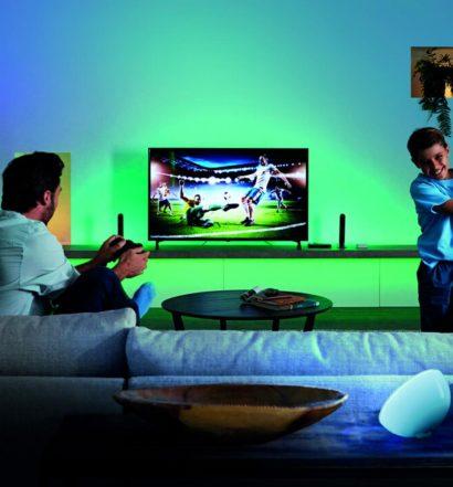 Sync Hue Box HDMI sincronizza le luci sul tuo TV